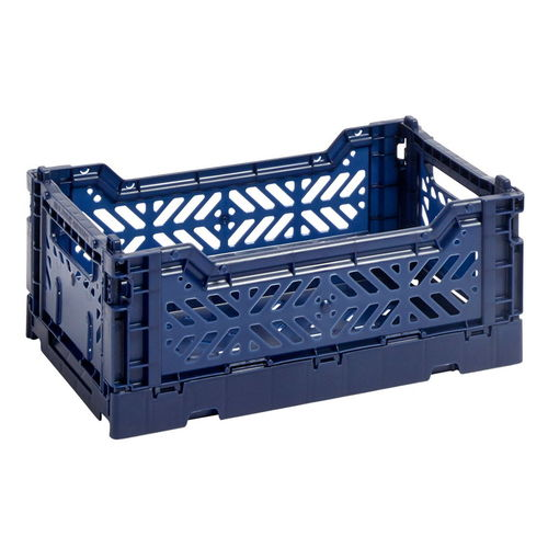 Colour  Crate kori, S, Navy
