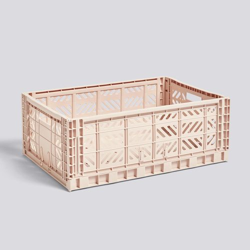 Colour  Crate kori, L, Soft pink