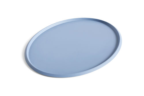 Ellipse tray XL, vaaleanharmaa