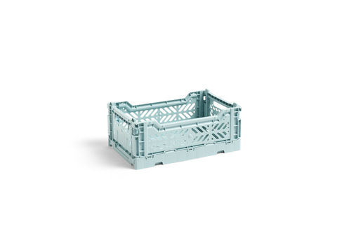 Colour  Crate kori, S, arctic blue