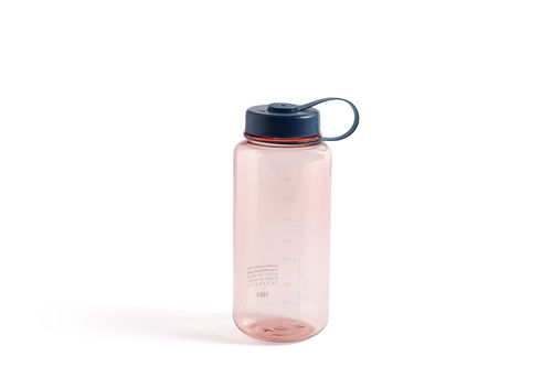 Water Bottle 0,9l, Rose