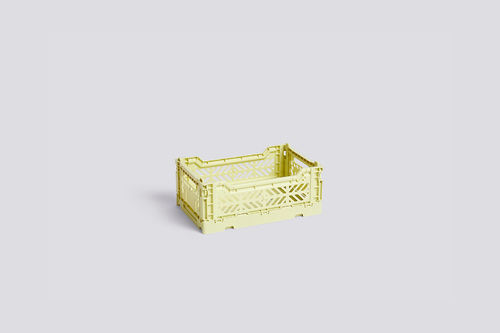 Colour  Crate kori, S, Lime
