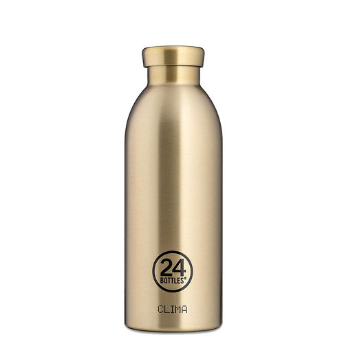 Clima bottle juomapullo, 500 ml, Prosecco gold