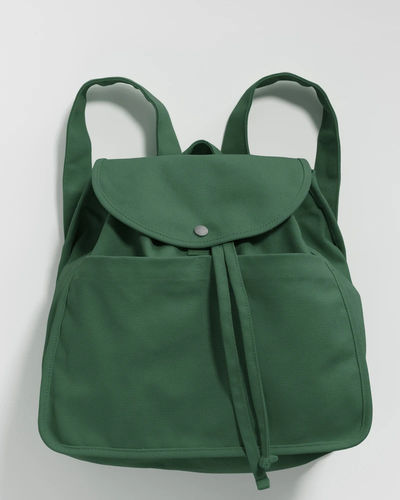 Drawstring Backpack, Eucalyptus