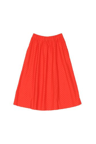 Ana Skirt, Orange dots