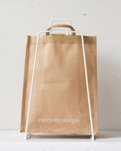 Everyday design -juuttikassi, natural
