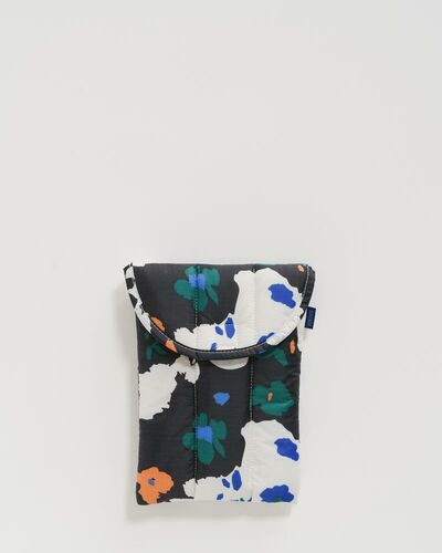 "Puffy tablet sleeve 8"", Litho floral"