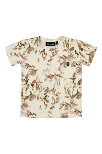 Treasure t-shirt, Dried botany