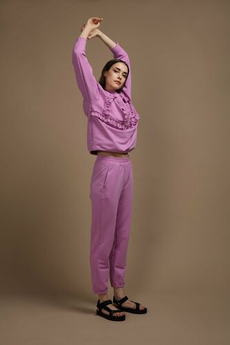 Beverly sweatpants, Violet
