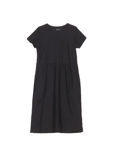 Larissa dress, Black dot