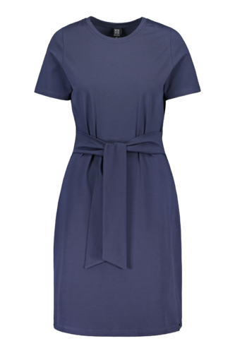 T-shirt dress, Indigo